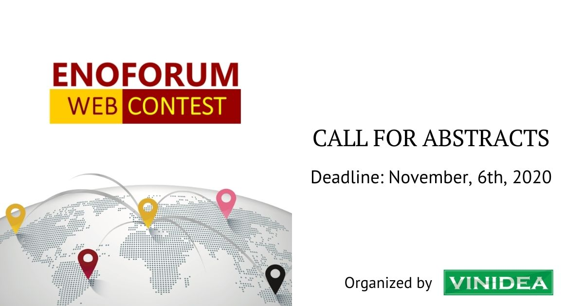 New Special Awards and more visibility for ENOFORUM WEB CONTEST participants