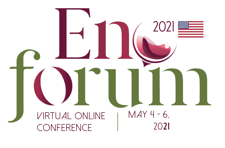 Enoforum 5-6 may 2021 USA-California Logo