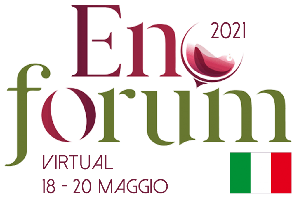 Enoforum Italia Virtual, 18-20 maggio 2021