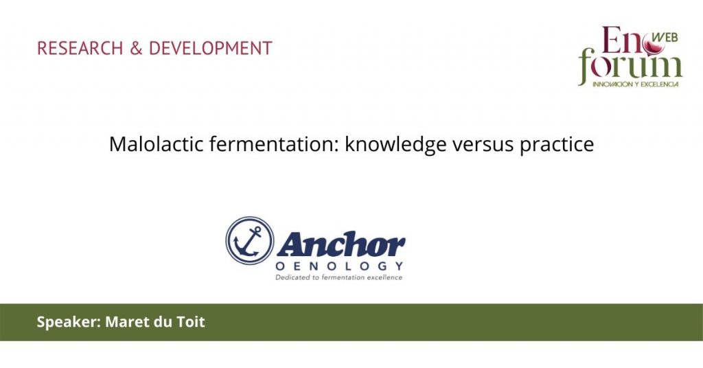 Malolactic fermentation: knowledge versus practice