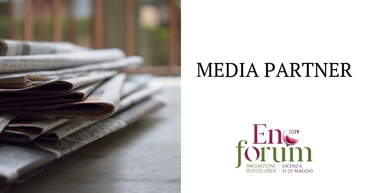 Media Partner Enoforum 2019