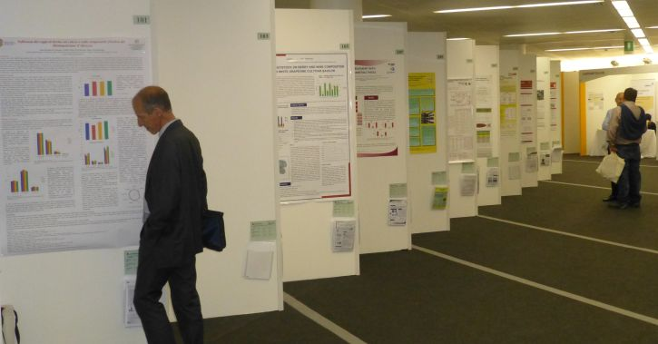 Partecipation with a poster at Enoforum 2019