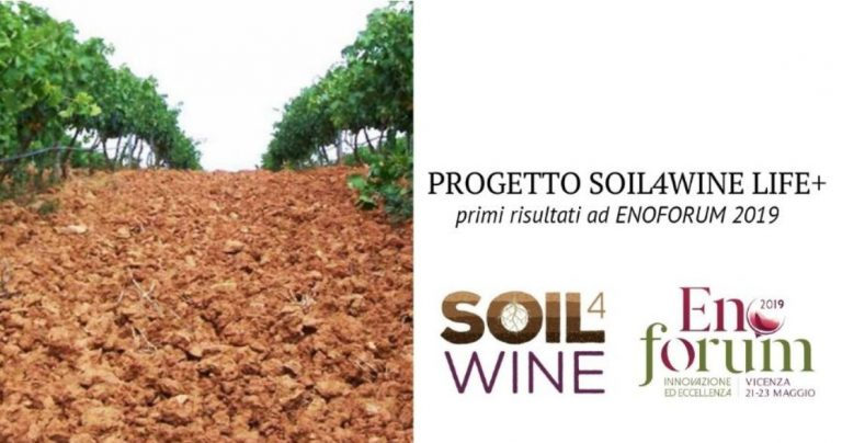 Soil4wine ad Enoforum 2019